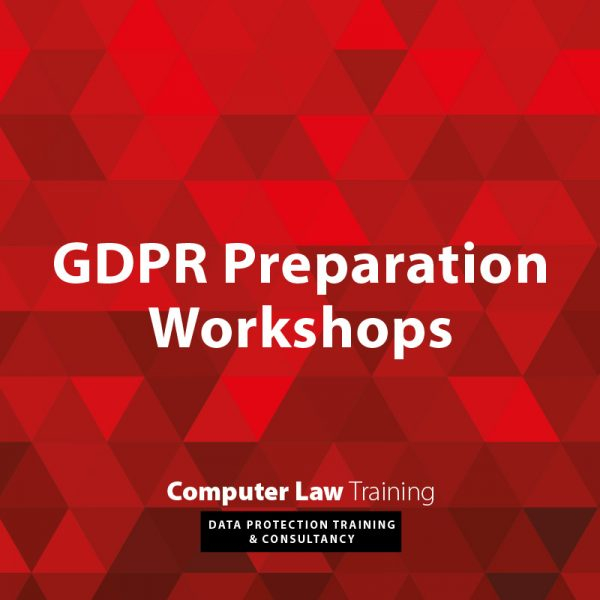 GDPR Preparation Workshops