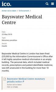 Bayswater Medical Centre